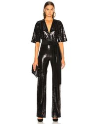 Galvan London - Galaxy Jumpsuit - Lyst