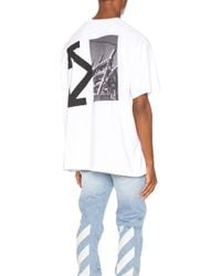 8abae0c2 Off-White c/o Virgil Abloh Off-white X Champion Arrows T Shirt in ...