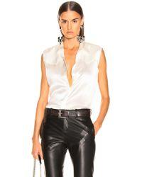 Nili Lotan - Brayden Shirt - Lyst