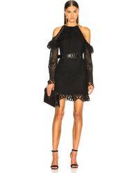 b5f3c9e0fa7d Crochet Dresses - Women's Designer Crochet Dresses - Lyst