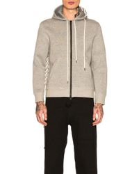 Craig Green - Laced Bonded Hoodie - Lyst