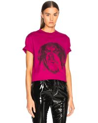 Givenchy - Rottweiler Printed Graphic Tee - Lyst