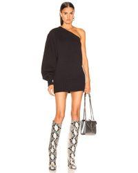 Marissa Webb - Laurette One Shoulder Sweater Dress - Lyst