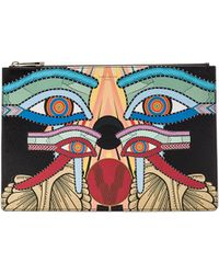 Givenchy - Medium Egyptian Eyes Print - Lyst
