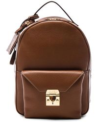 Mark Cross - Pebble Baby Backpack - Lyst