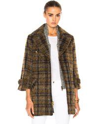 Veronica Beard - Mystic Coat With Grey Dickey - Lyst