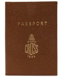 Mark Cross - Passport Cover - Lyst