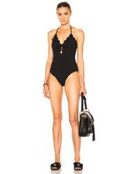 Marysia Swim - Broadway Tie Swimsuit - Lyst