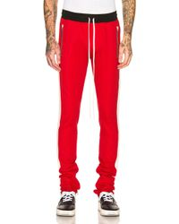 Fear Of God - Double Knit Track Pants - Lyst