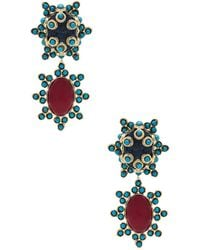 Christie Nicolaides - Bettina Earrings - Lyst