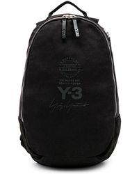 41df3818a3 Lyst - Y-3 Ultratech Backpack Black in Black for Men