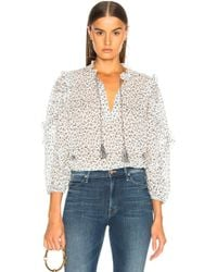 Ulla Johnson - Lillian Top - Lyst