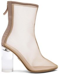 Brother Vellies - Mesh Bianca Boots - Lyst