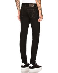 Givenchy - Denim Trousers - Lyst