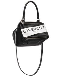 Givenchy - Paris Nylon Small Pandora Bag - Lyst