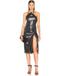 Helmut Lang | X Shayne Oliver Pulled Slip Dress | Lyst