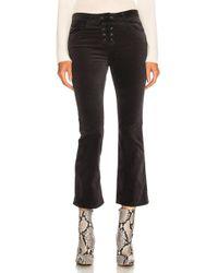 AG Jeans - Jodi Crop Lace Up - Lyst