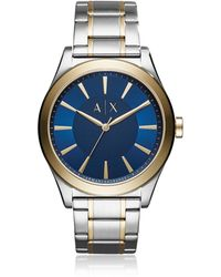 Armani Exchange - Ax2332 Nico Men's Watch - Lyst