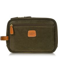 Bric's - Life Olive Traditional Shave Case - Lyst
