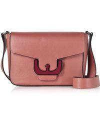 Coccinelle - Ambrine Leather Crossbody Bag - Lyst
