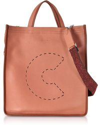 Coccinelle - C Bag Grained Leather Tote - Lyst