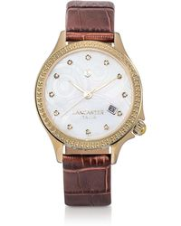 Lancaster - Goccia Stainless Steel Watch - Lyst