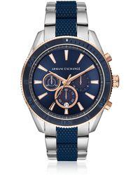 Armani Exchange - Ax1819 Enzo Men's Watch - Lyst