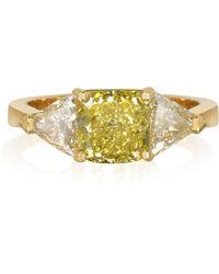 FORZIERI - Diamond Gold Ring - Lyst