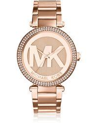 Michael Kors - Parker Women's Watch - Lyst