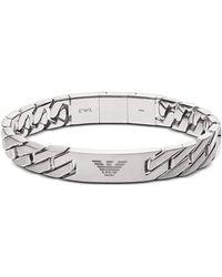 Emporio Armani - Egs2435040 Heritage Men's Bracelet - Lyst