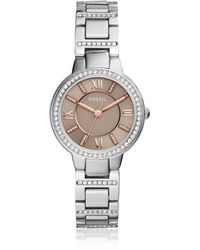 Fossil - Es4147 Virginia Women's Watch - Lyst
