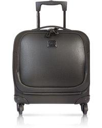 Bric's - Magellano Black Work Suitcase - Lyst