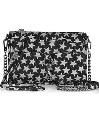 Rebecca Minkoff - Mini Mac Cross Body Bag - Lyst