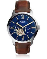 Fossil - Me3110 Townsman Men's Watch - Lyst