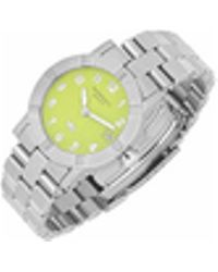 Raymond Weil | Parsifal W1 - Women's Lime Dial Stainless Steel Date Watch | Lyst