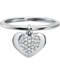 Michael Kors - Mkc1121an040 Kors Love Women's Ring - Lyst