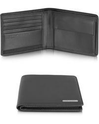 Porsche Design - Cl 2.0 - Black Leather Billfold - Lyst