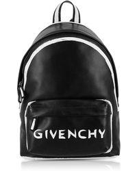 Givenchy - Graffiti Logo Backpack - Lyst