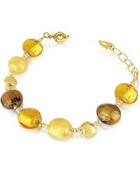 Antica Murrina - Frida - Murano Glass Bead Bracelet - Lyst