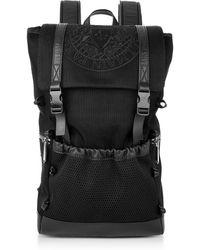 Balmain - Black Nylon Men's Climb Backpack - Lyst
