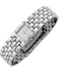 Raymond Weil - Ladies' Diamond Pave Dial Stainless Steel Watch - Lyst