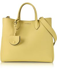 Coccinelle | Jamila Pebbled Leather Tote | Lyst