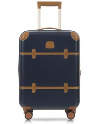 Bric's - Bellagio V2.0 21 Blue Tobacco Carry-on Spinner Trunk - Lyst