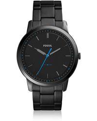 Fossil - Fs5308 The Minimalist 3h Men's Watch - Lyst