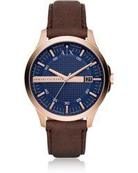 Armani Exchange - Ax2172 Hampton Men's Watch - Lyst