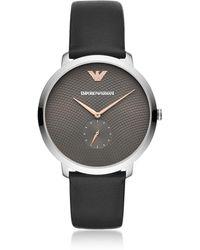 Emporio Armani - Ar11162 Modern Slim Men's Watch - Lyst