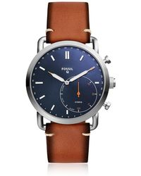 Fossil - Ftw1151 Q Commuter Men's Smartwatch - Lyst