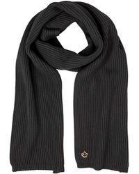DSquared² - Solid Wool Knit Women's Long Scarf - Lyst