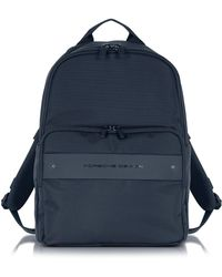 Porsche Design - Cargon 2.5 Dark Blue Nylon Backpack - Lyst