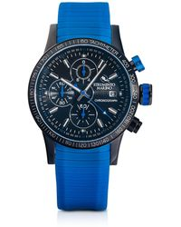 Strumento Marino - Admiral Silicon Chronograph Men's Watch - Lyst